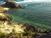Kuta Lombok surf spot